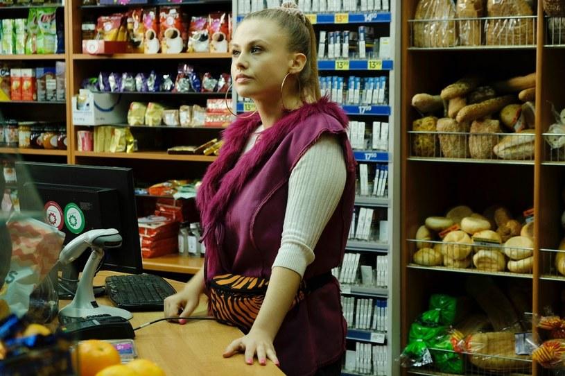 "Anna w serialu ""Piękni i bezrobotni"" /Aleksandra Mecwaldowska /Polsat"