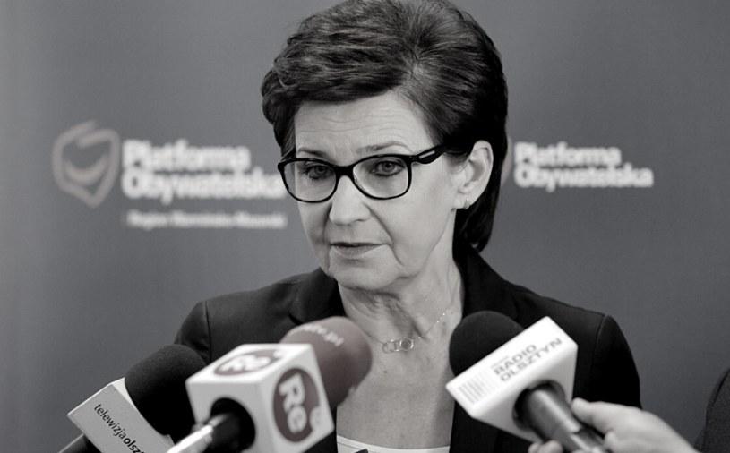 Anna Wasilewska, zdj. archiwalne / PAP/Tomasz Waszczuk /PAP