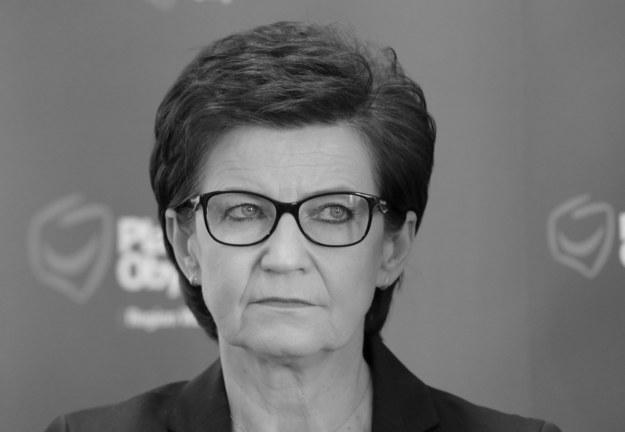 Anna Wasilewska / Tomasz Waszczuk    /PAP