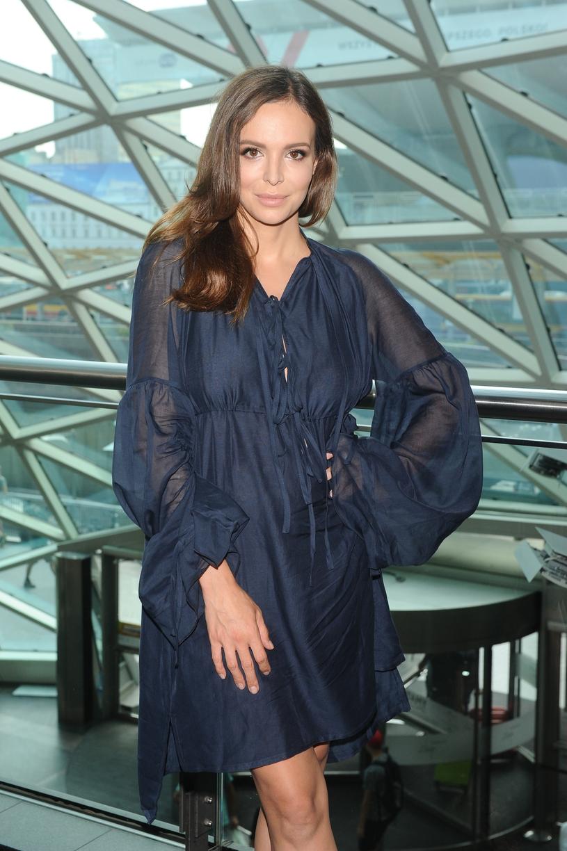 Anna Wendzikowska na najnowszym zdjęciu /East News