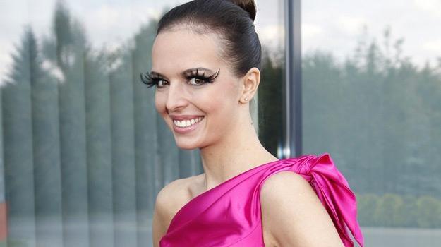 Anna Wendzikowska na razie jest zadowolona ze swych tanecznych postępów /AKPA