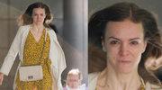 Anna Wendzikowska ucieka przed paparazzo!