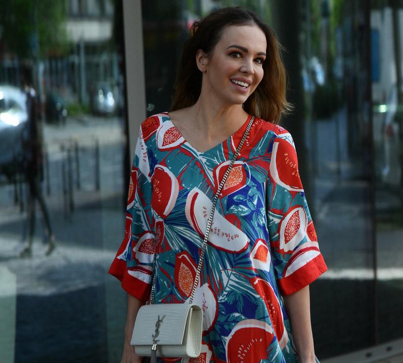 Anna Wendzikowska uwielbia podróże - tylko w tym roku odwiedziła już kilka krajów /VIPHOTO /East News