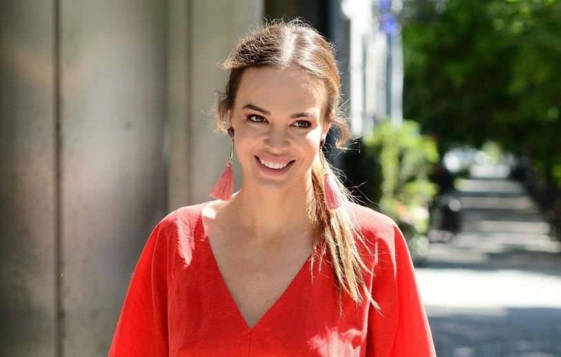 Anna Wendzikowska uwielbia podróżować, a niedawno postanowiła odwiedzić Monte Carlo /VIPHOTO /East News