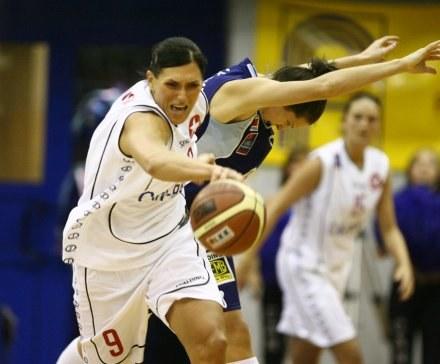 Anna Wielebnowska nie zagra już w tym roku /Agencja Przegląd Sportowy