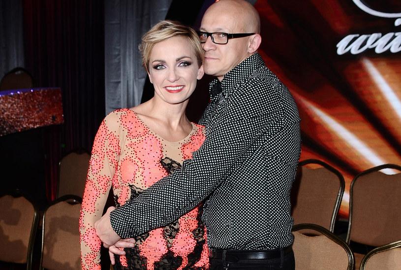 Anna Wyszkoni i Maciej Durczak /Andras Szilagyi /MWMedia