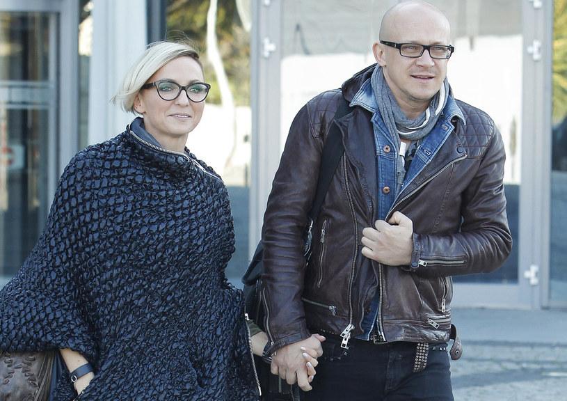 Anna Wyszkoni i Maciej Durczak /Jordan Krzemiński /AKPA