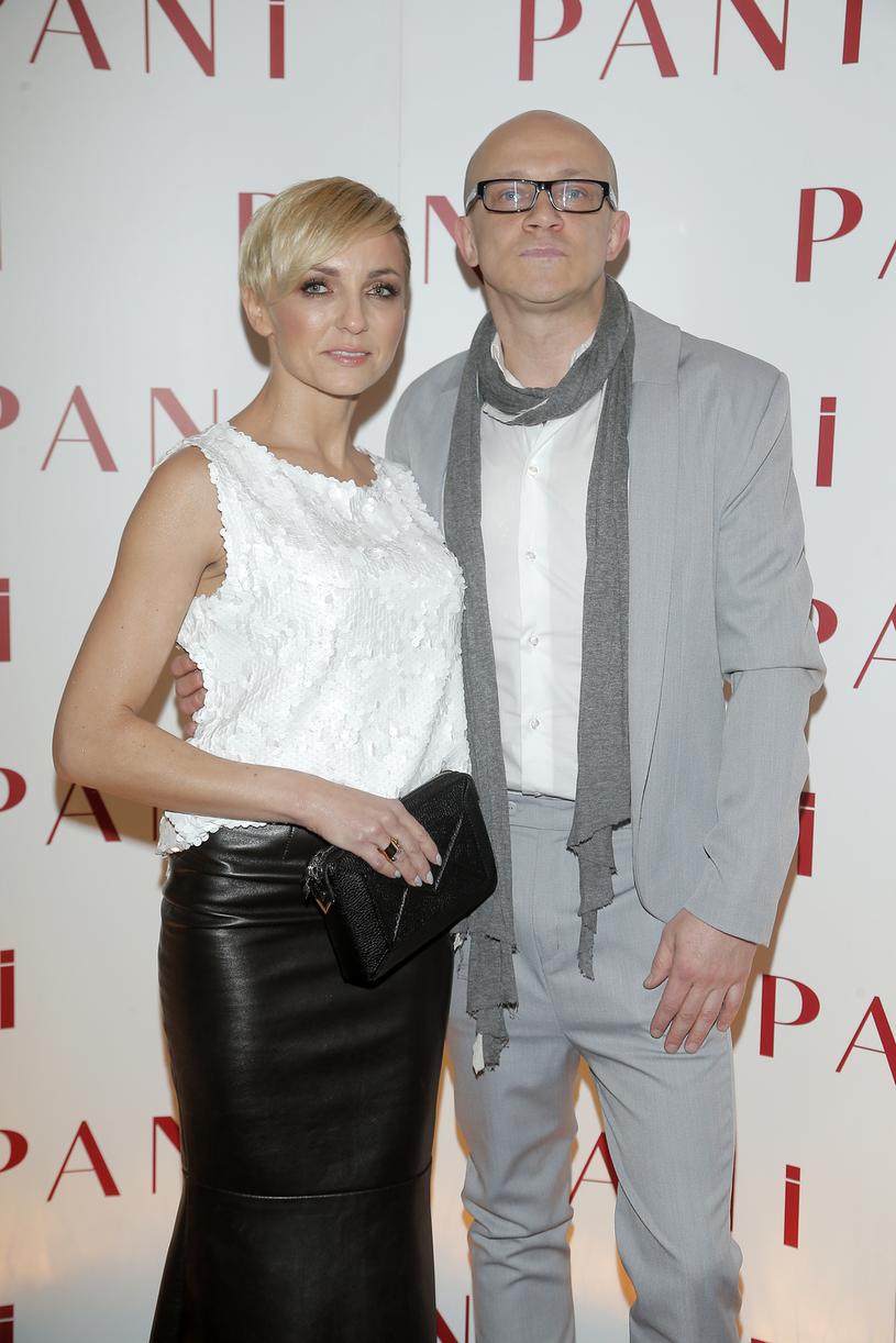 Anna Wyszkoni i Maciej Durczak /Podlewski /AKPA