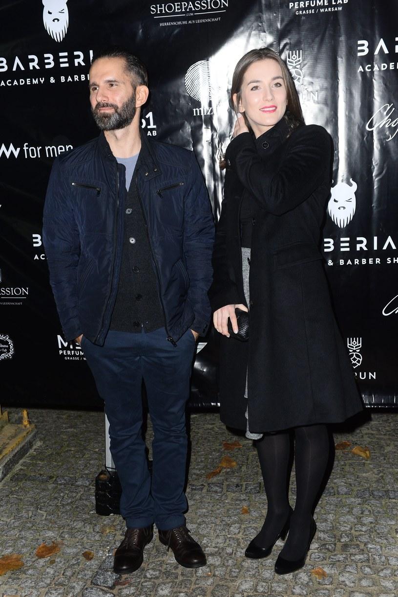 Anna z bratem /Jarosław Antoniak /MWMedia