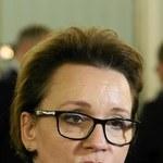 Anna Zalewska: Koniec gimnazjów jest przesądzony
