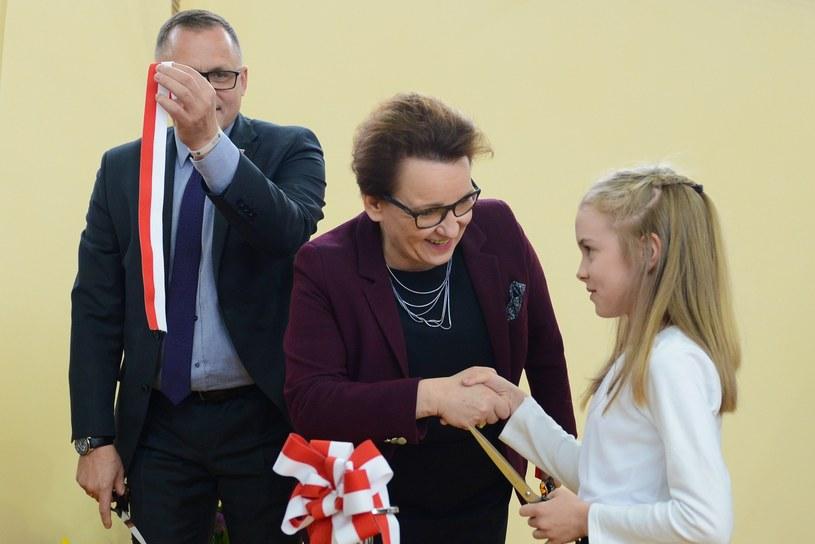 Anna Zalewska obiecywała, że zwolnień nie będzie /Adam Staśkiewicz /East News