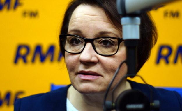 Anna Zalewska: Popatrzę na referendum, jak na dobrze zorganizowaną polityczną robotę