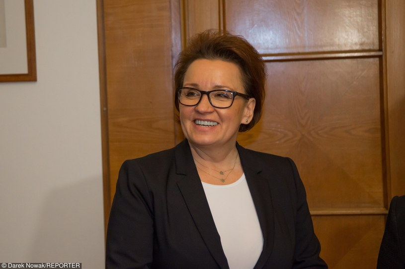 Anna Zalewska /Darek Redos /Reporter