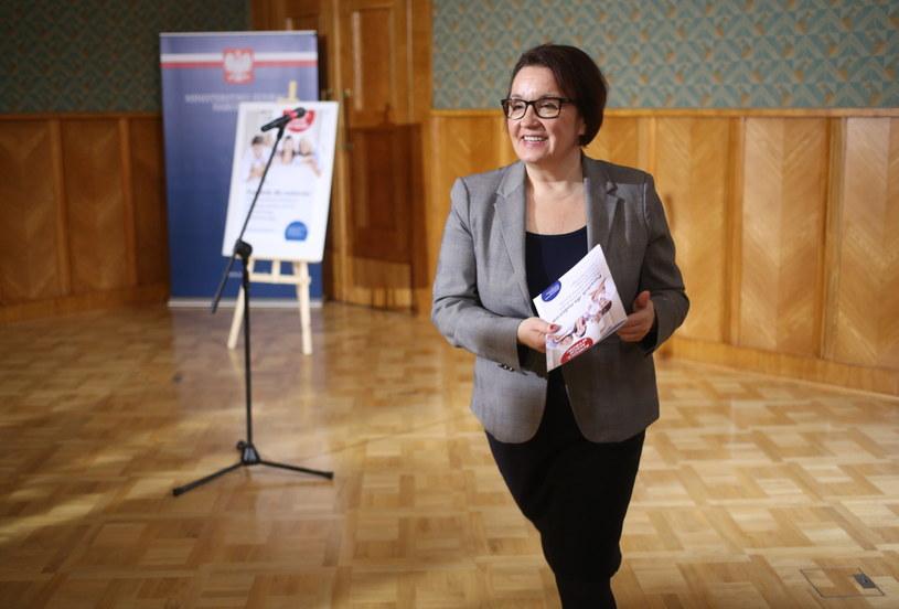 Anna Zalewska /Leszek Szymański /PAP