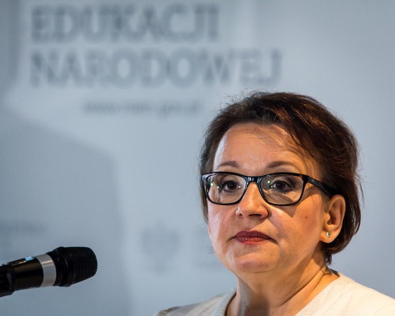 Anna Zalewska /Tytus Żmijewski /PAP