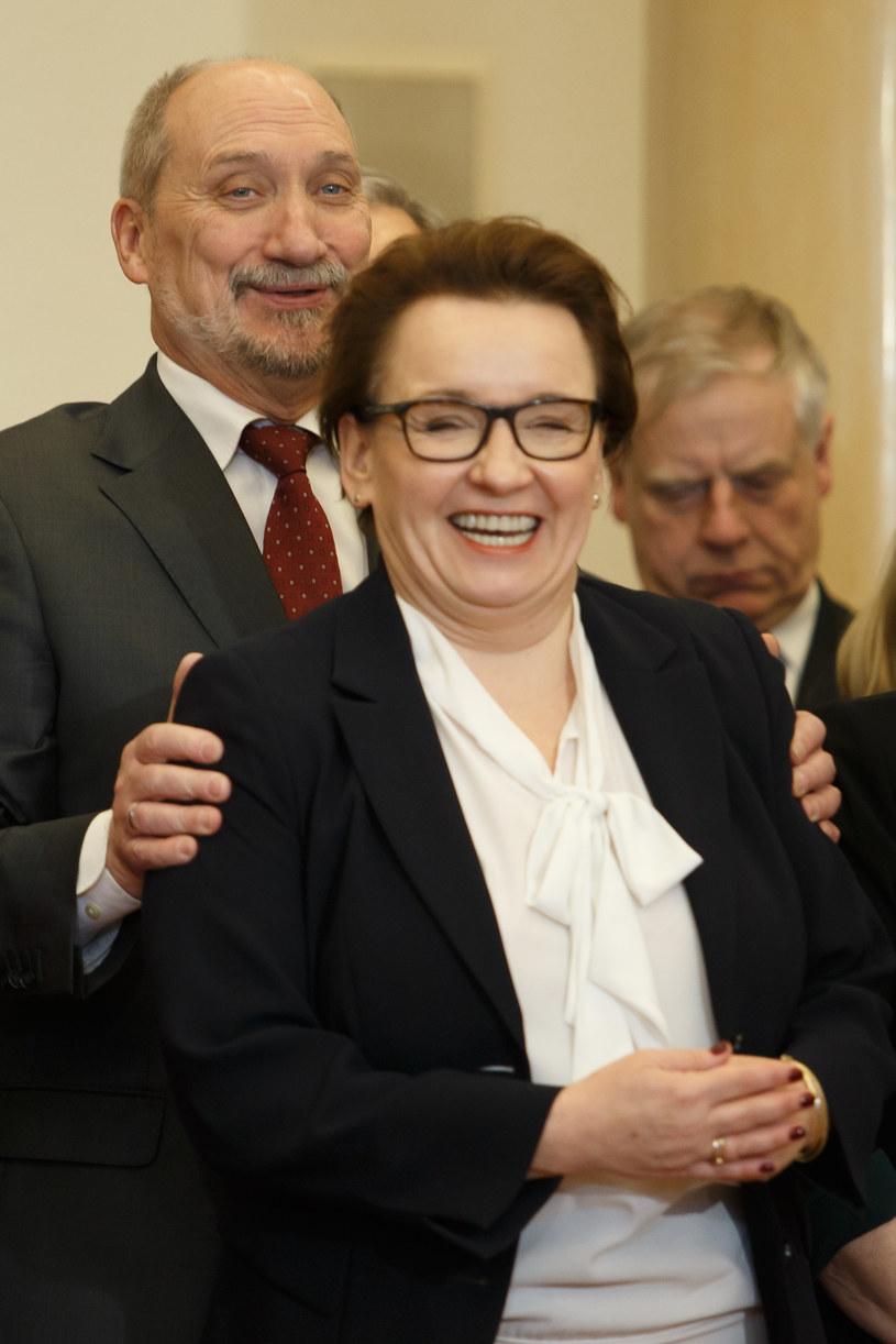 Anna Zalewska /Krystina Maj /Agencja FORUM