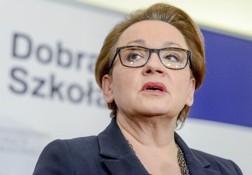 Anna Zalewska /Piotr Kamionka /Reporter
