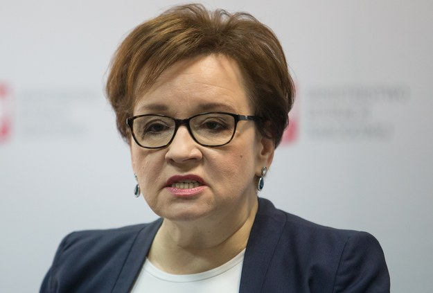 Anna Zalewska /Tomasz Jastrzębowski /Reporter