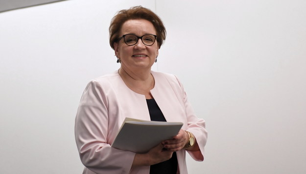Anna Zalewska / Radek Pietruszka   /PAP
