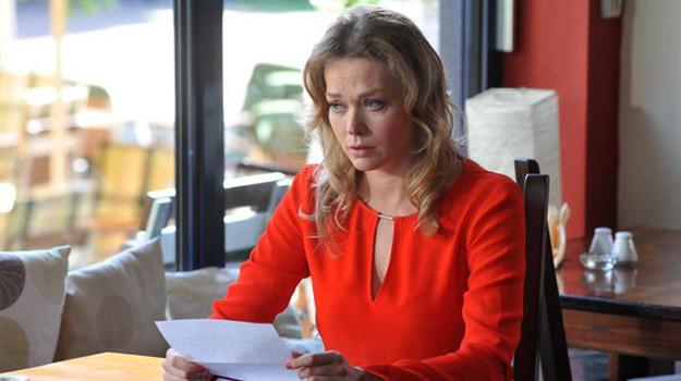 Anna zostanie powierniczką tajemnicy Ewy... /www.mjakmilosc.tvp.pl/