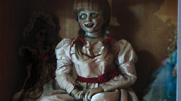 """""""Annabelle"""" tak straszyła widzów, że horror został wycofany z francuskich kin /materiały dystrybutora"""