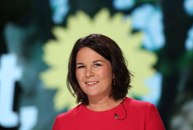 Annalena Baerbock będzie nową kanclerz Niemiec? /Sean Gallup /PAP/EPA