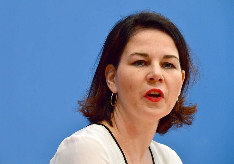 Annalena Baerbock /AFP