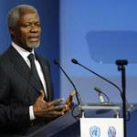 Annan przed COP19: Walka z ociepleniem klimatu walką o przeżycie