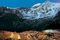 Annapurna, Himalaje /Encyklopedia Internautica