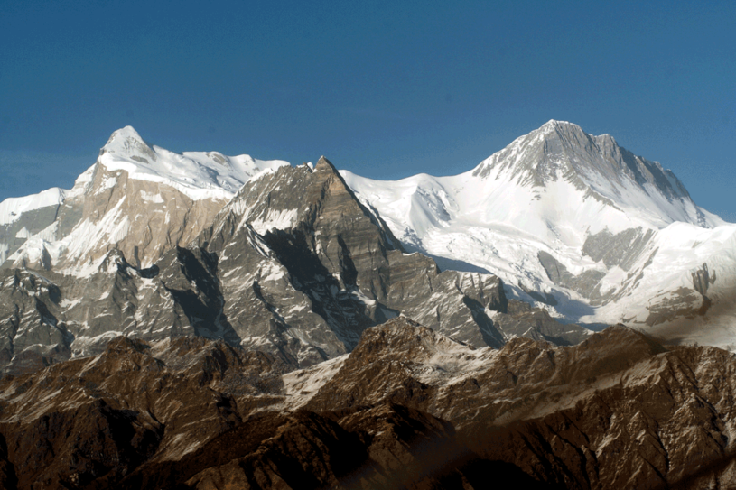 Annapurna /AFP