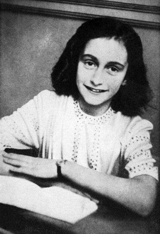 Anne Frank /AFP