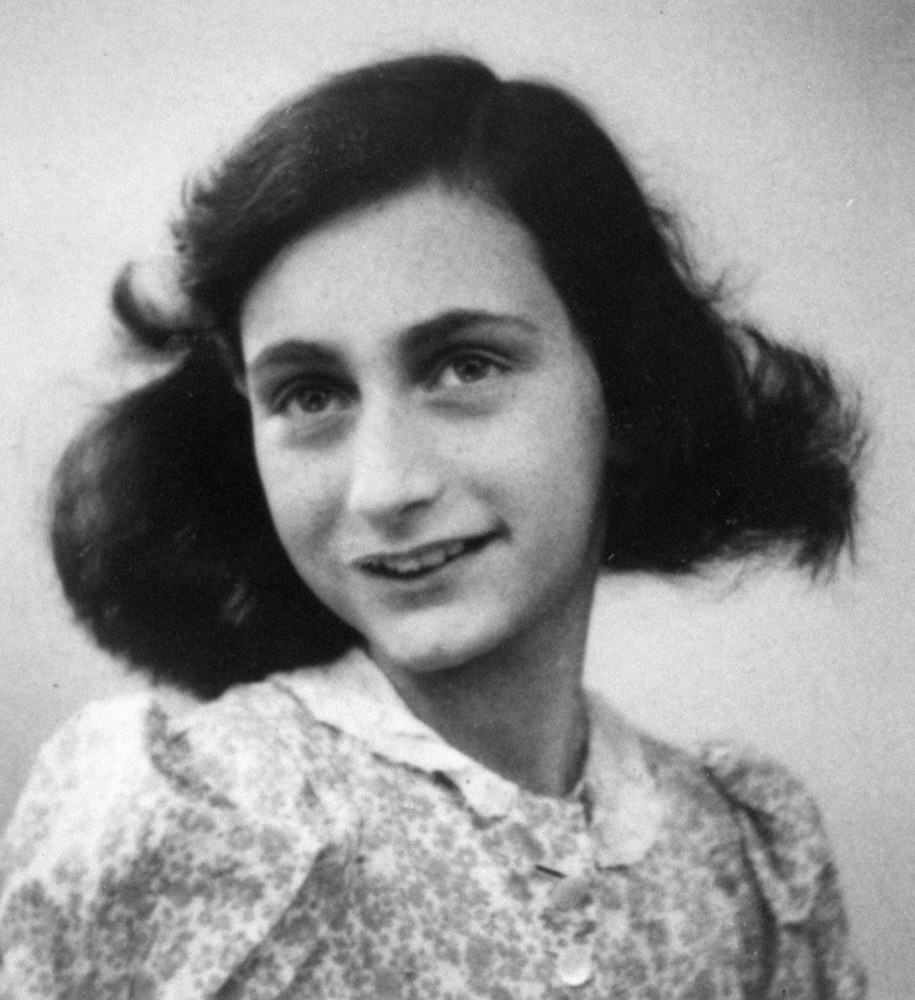 Anne Frank /PAP/Photoshot