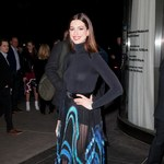 Anne Hathaway nie ustrzegła się wpadki