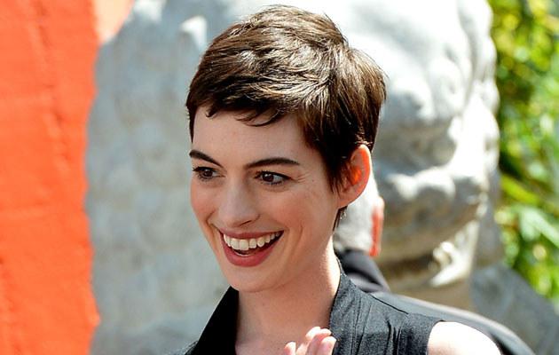 Anne Hathaway /Frazer Harrison /Getty Images