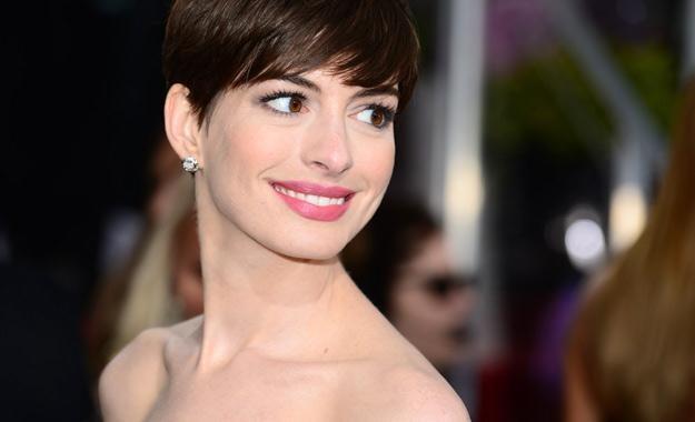 Anne Hathaway /AFP