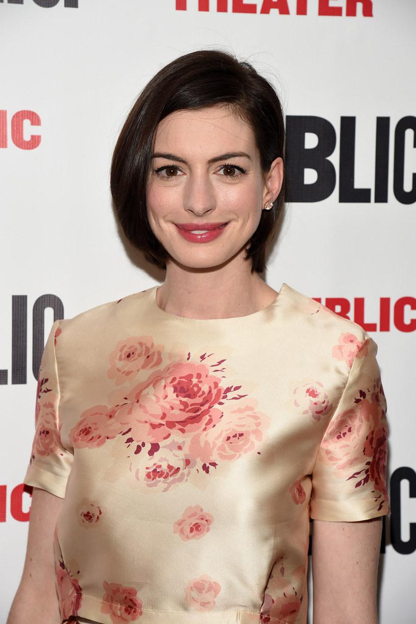 Anne Hathaway /Bryan Bedder /Getty Images