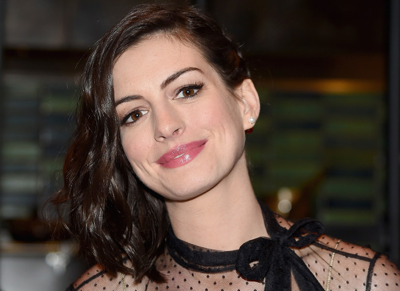 Anne Hathaway /Getty Images