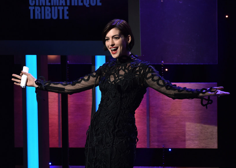 Anne Hathaway /Kevin Winter /Getty Images