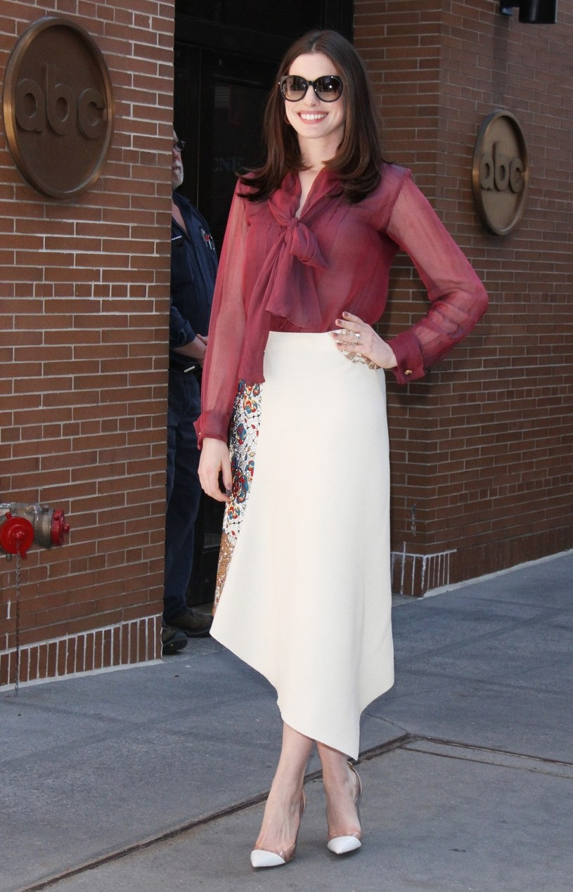 Anne Hathaway /East News