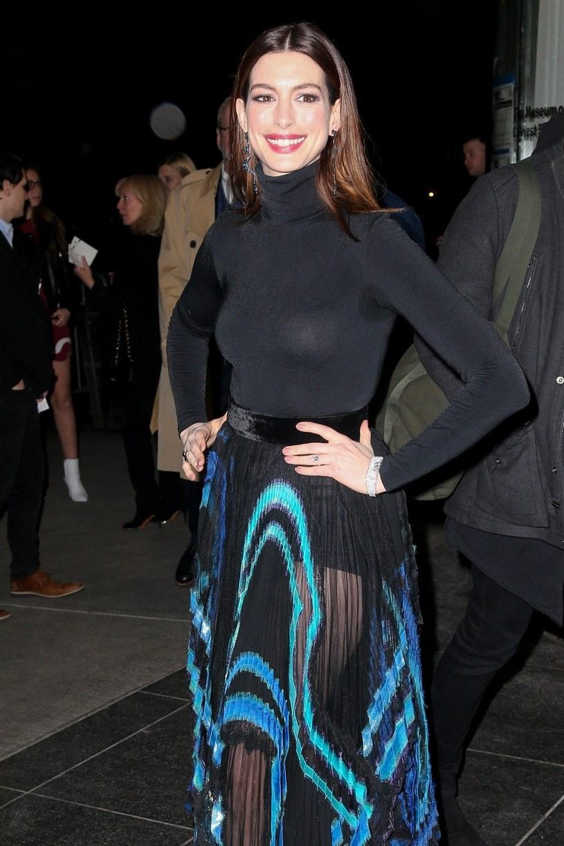 Anne Hathaway /Agencja FORUM