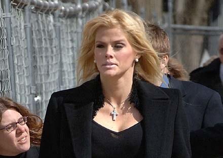 Anne Nicole Smith miała 39 lat /AFP