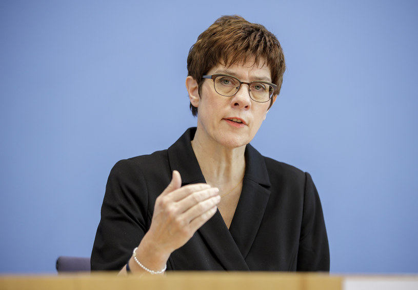 Annegret Kramp-Karrenbauer /Thomas Imo/Photothek  /Getty Images