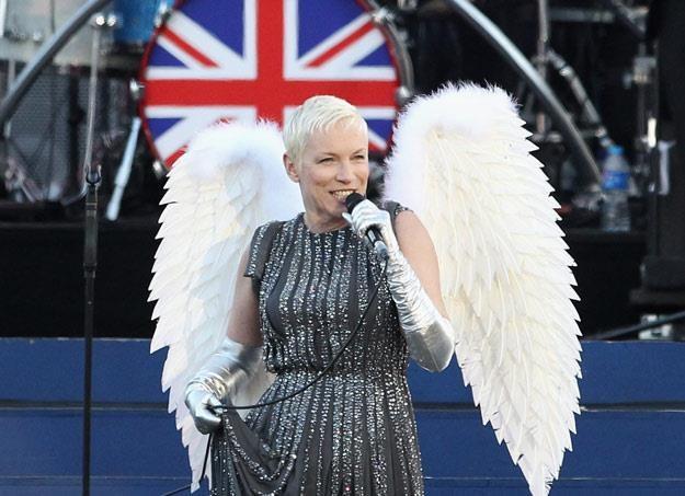Annie Lennox podczas diamentowego jubileuszu królowej (fot. Dan Kitwood) /Getty Images/Flash Press Media