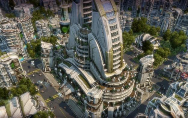 Anno 2070 - motyw z gry /Informacja prasowa