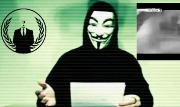 Anonymous /materiały promocyjne