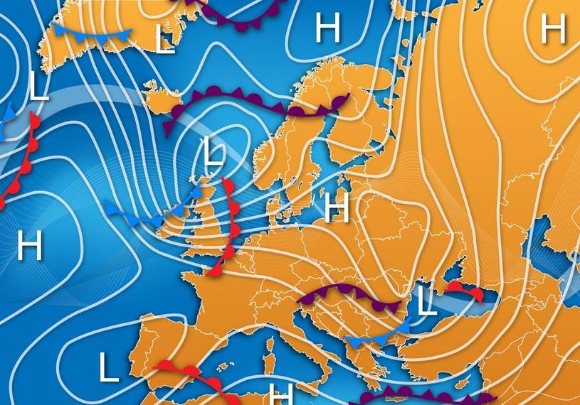 Anormalny wzrost temperatur staje się faktem /123RF/PICSEL