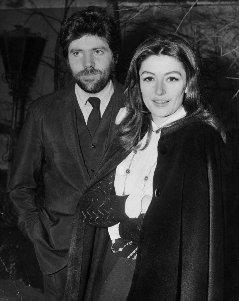 Anouk Aimee i Pierre Barouh w 1967 roku /Keystone /Getty Images