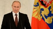 """Anschluss Krymu dokonany. Putin wygłosił """"orędzie"""""""