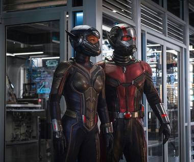 """Ant-Man i Osa"" [trailer 2]"