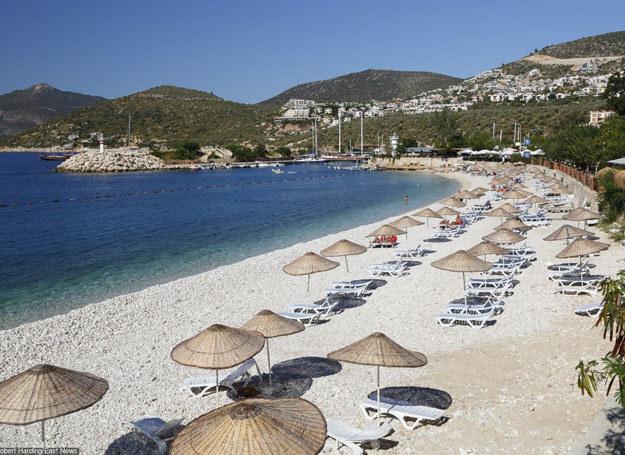 Antalya - częsty kierunek podróży polskich turystów /Robert Harding /East News
